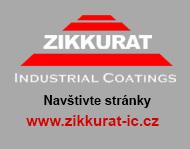 Průmyslové barvy Zikkurat